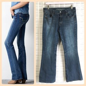 AEO Kick Boot Super Stretch X 4 Jeans